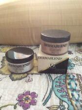 Lot 2 DERMABLEND Loose Setting Powder Original & Cool Beige 1 oz NEW