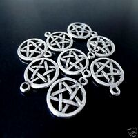 50 x Silver Tibetan Pendant Charms Wholesale Mixed