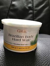 Brazilian Body Hard Wax 14oz  New