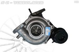 Turbolader Suzuki SX4 Fiat Sedici 2.0l 99kw16V Multijet EURO5 DDiS 54399700093