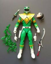 Hasbro Power Rangers Lightning Collection - Fighting Spirit Green Ranger Figure
