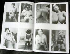 akt foto nackt hairy woman  1969 busen big boobs frau girl  fett frau DDR dicke