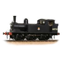 Bachmann 31-061 OO Gauge BR Black J72 Class 68733
