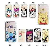 Handy Hülle iPhone 8 8 Plus X Huawei 6A LG G6 Q6 Cover Case Tasche Schutz Motiv