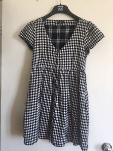 Volcom Gingham Dress 10