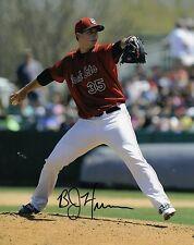 B J Hermsen Minnesota Twins signed autographed 8x10 photo LOM COA (PH695)