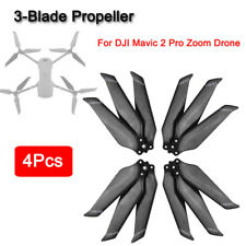 4 PCS Universal Low-Noise 3-Blades Propeller Prop for DJI Mavic 2 Pro Zoom Drone