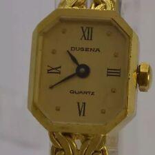 DUGENA  / Quartz / vergoldet