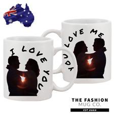 1 x Coffee Mug Tea Cup Gift Present Birthday I Love you Couple Wife Girlfriend