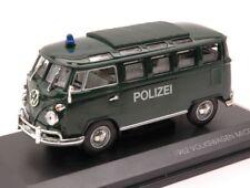 Volkswagen VW Microbus Polizei 1:43 Model LUCKY DIE CAST