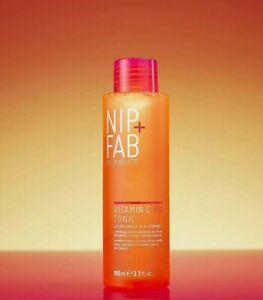 NIP + FAB Illuminate Vitamin C Fix Tonic - 100ml new