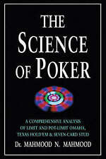 Good, The Science Of Poker, Mahmood, M., Book
