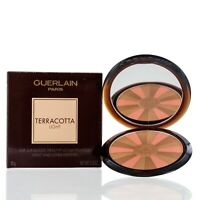Guerlain 0.3 Oz Terracotta Light Bronzer Compact Powder (04 - Deep Golden) NIB