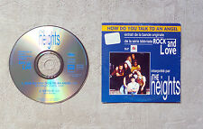 """CD AUDIO MUSIQUE / THE HEIGHTS """"HOW DO YOU TALK TO AN ANGEL"""" CD SINGLE 2T 1992"""