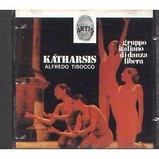 ALFREDO TISOCCO - Katharsis - CD 1991 USATO OTTIME CONDIZIONI
