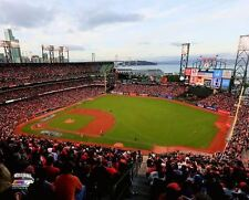 2014 World Series AT&T Park Game-3 San Francisco Giants Stadium 8x10 photo