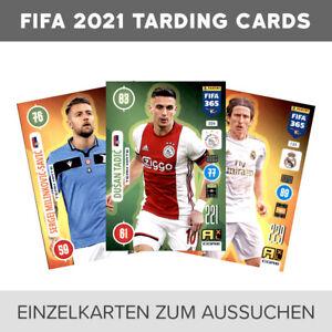 Fifa 365 2021 Trading Cards Karten 1 - 250 zum aussuchen