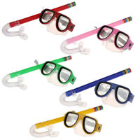 Adult Children Swim Eyewears Anti-Fog Protection Adjustable Swimming Goggles EF