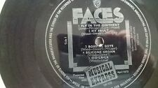 THE FACES (ROD STEWART) - NME FLEXI - 1973