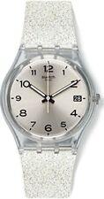Relojes de pulsera fecha Swatch de plástico