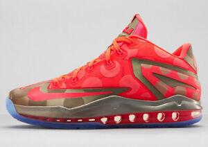 Nike Lebron 11 XI Low Maison Du Collection 683256-064 Polka Dots