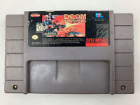 Mutant Chronicles Doomtroopers Snes Super Nintendo Tested Works Authentic