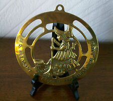 Victorian 1900-1940 Collectable Brass Metalware