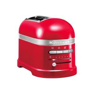 KitchenAid Artisan 5KMT2204BER 2 Slice Toaster - Empire Red