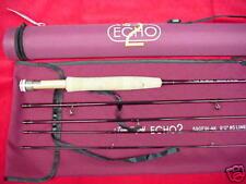 Echo II Fly Rod 9ft #5 Line GREAT NEW