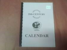 Universal 20th Century Birthday Calendar