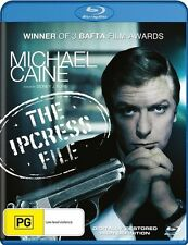 The Ipcress File (Blu-ray, 2009) New Sealed