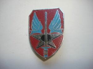 Nam Guerre Arvn Af Général Présentoir De Beercan Insignes