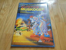 CAR WARS - Violencia en Muskogee - rol - Joc Internacional - Steve Jackson Games
