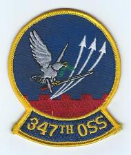 347th OSS patch