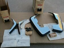 NOS 1973 Chevy Monte Carlo OPTIONAL front and rear accessories kit ! 73 GM