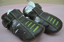 Baby Paws baby boy leather sandal soft sole shoe 6-9 mths Sz 2 BNIB new RRP39.95