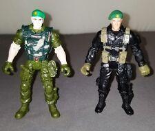 Military Action Figures Chap Mei Lot of 2 (Bundle #5)