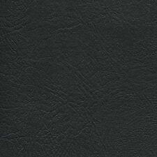 Black Marine Seating/Upholstery Vinyl like Naugahyde 5 Yds