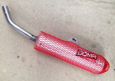 Doma Exhaust Silencer End Can Honda CR 85 2005-2008 New Round