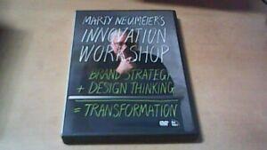MARTY NEUMEIER'S INNOVATION WORKSHOP-DVD-BRAND STRATEGY-DESIGN THINKING-R2