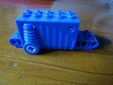Lego Teil 7715c01 blau Rückzug Motor 9 x 4 x 2 2/3