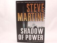 LIKE NEW+!! Shadow of Power by Steve Martini a Paul Madriani Novel
