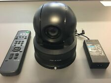 Sony EVI-D80P HD Color PTZ CCTV Security Camera 18x Optical Zoom