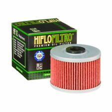 Hiflo Motorcycle Oil Filter HF112 fits DINLI 450 DL901 DMX 07-08