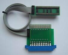 NEW - Commodore 64/128 Datel Parallel Cable/ Zoom Floppy Cable & Nibbler