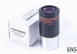 "Celestron 26mm Haloween Smoothside Plossl 1.25"" Taiwan"