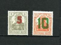 1918 Poland GNIEZNO MINT NEVER HINGED **  OVERPRINTED SIGN.