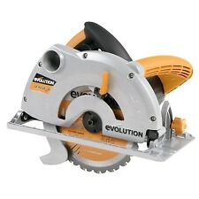 Evolution 041-0002A Rage-B Multipurpose Circular Saw 185 mm 230 V