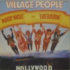 "VILLAGE PEOPLE 'MAGIC NIGHT' UK PICTURE SLEEVE 7"" SINGLE"