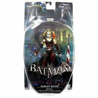 "DC COMIC COLLECTIBLES BATMAN ARKHAM HARLEY QUINN 6"" FIGURE SERIES 1"